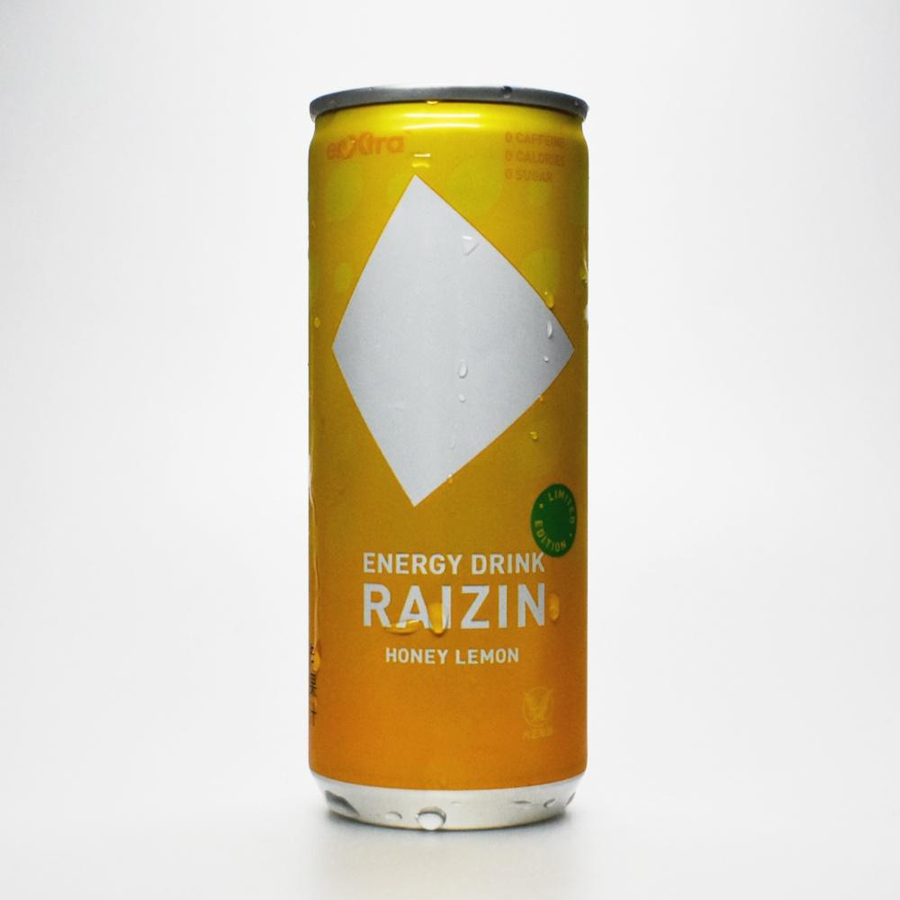 Japanese ENERGY DRINK,RAIZIN HONEY LEMON