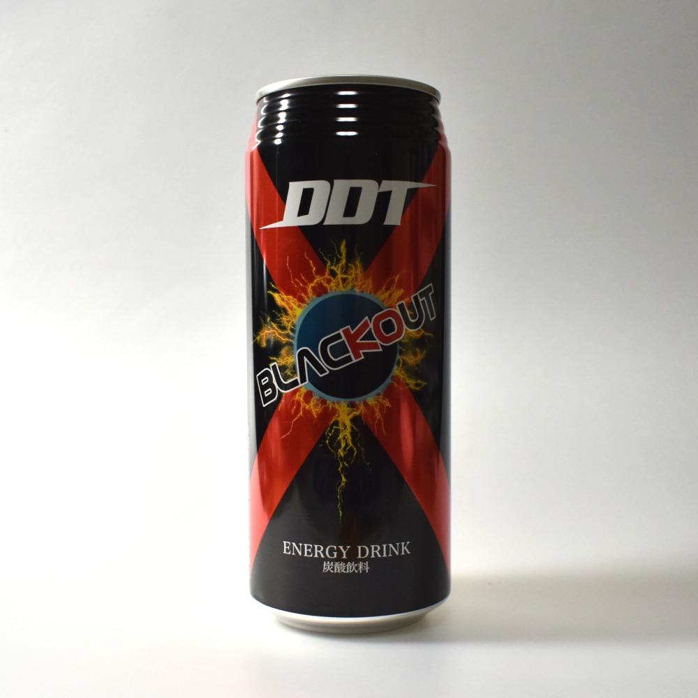 Japanese ENERGY DRINK,BLACKOUT