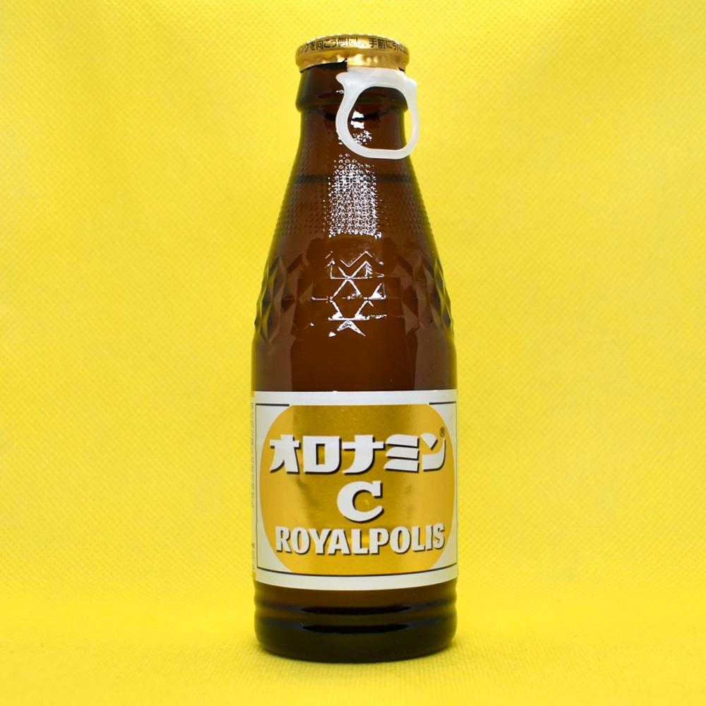 Japanese ENERGY DRINK,Oronamin C drink ROYALPOLIS