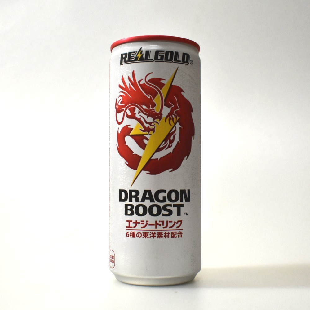 Japanese ENERGY DRINK,REALGOLD DRAGON BOOST