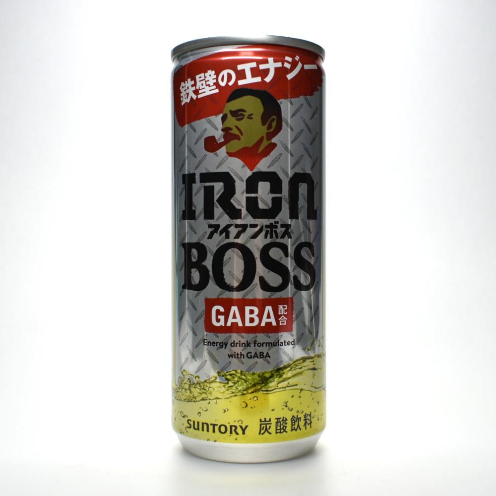 Japanese ENERGY DRINK,IRON BOSS