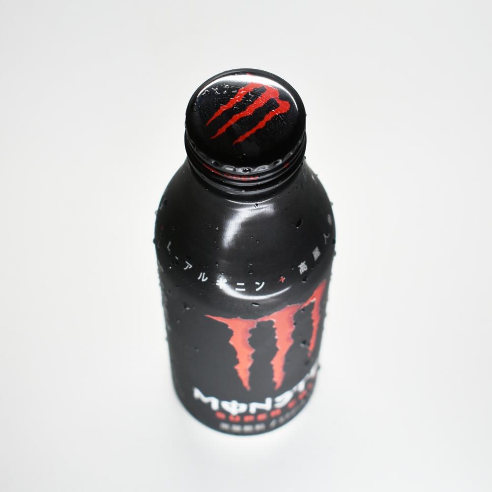 モンスター スーパーコーラ,Monster Super Cola,リキャップボトル