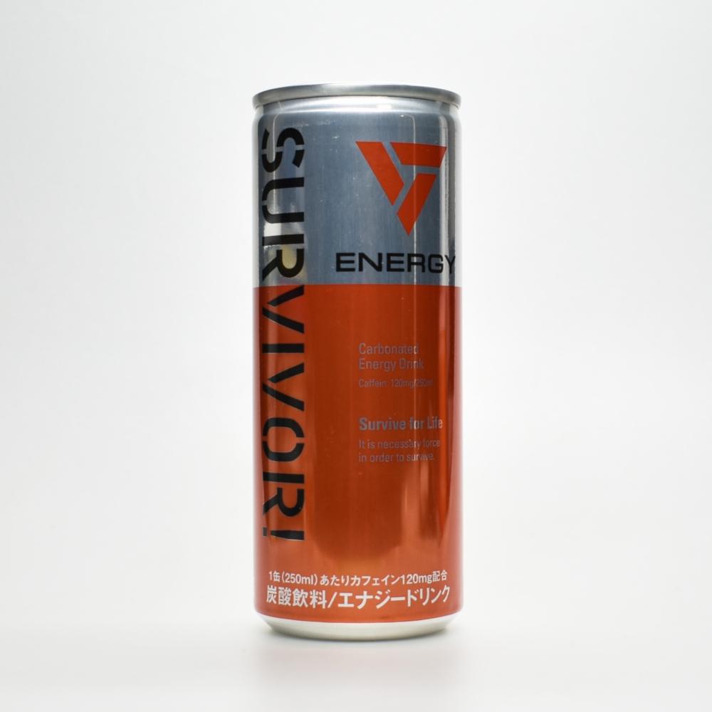 Japanese ENERGY DRINK,SURVIVOR! ENERGY