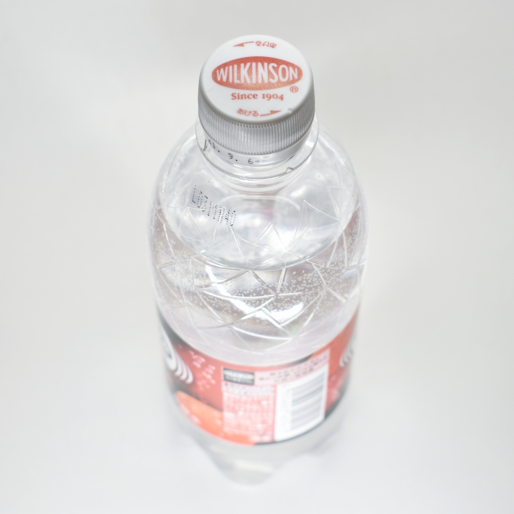 ウィルキンソン タンサン ウメ,ペットボトルキャップ