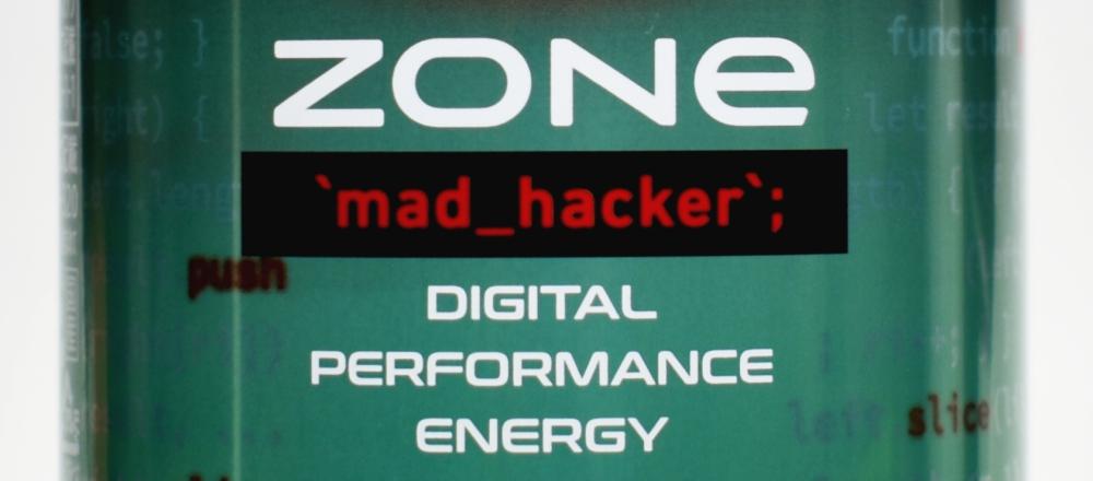 ZONe mad_hacker,マッドハッカー
