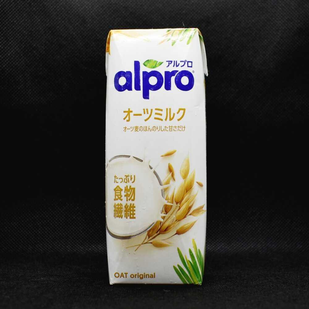 ALPRO(アルプロ)オーツミルク