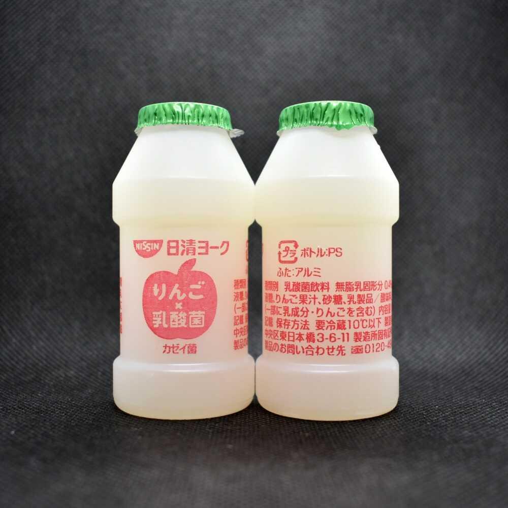 日清ヨークりんご乳酸菌
