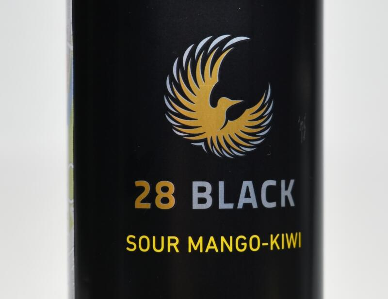 28 BLACK Sour Mango-Kiwi,サワーマンゴーキウイ