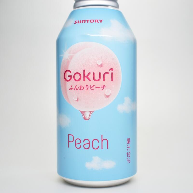 Gokuriふんわりピーチ