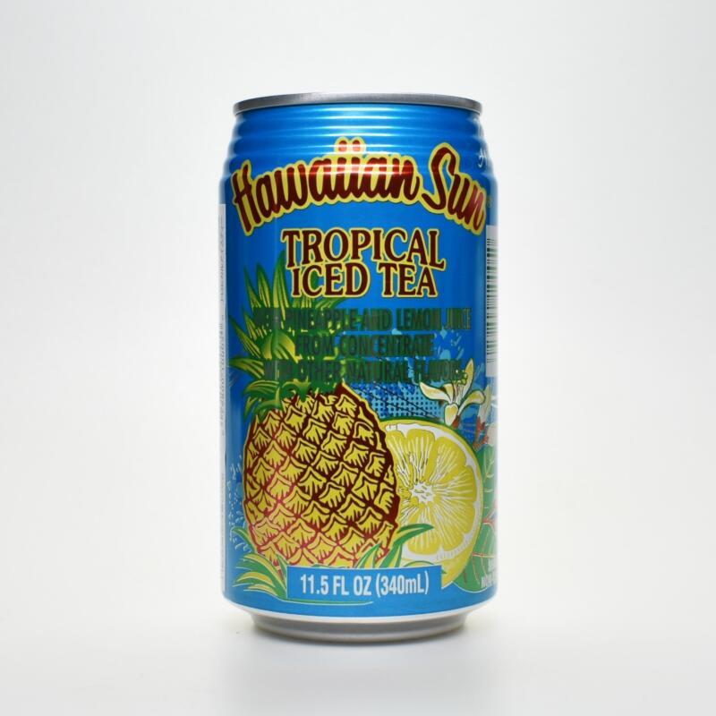ハワイアンサン トロピカルアイスティー