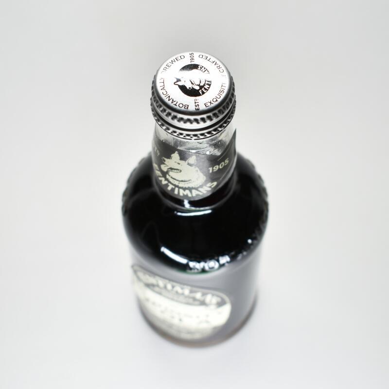 キュリオスティコーラ,瓶