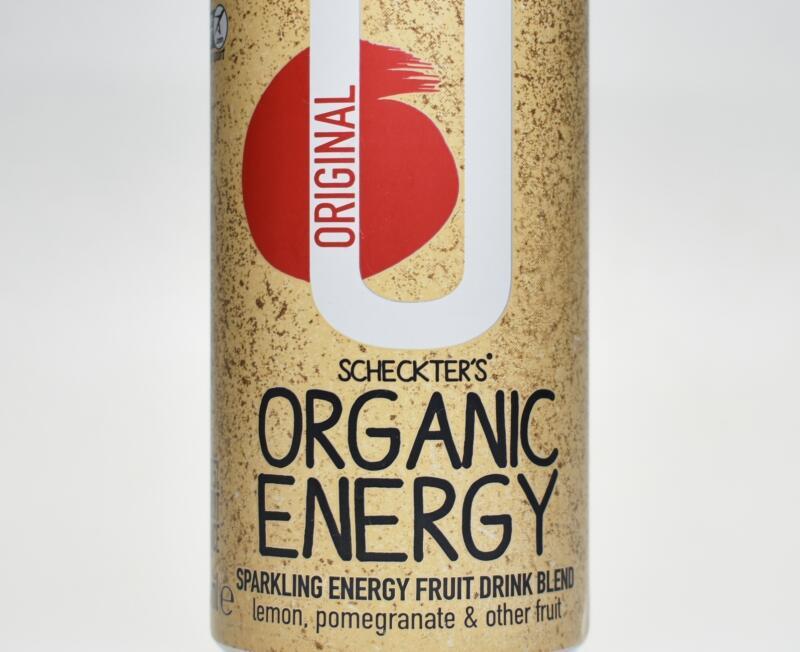 スケッチャーズ オーガニックエナジー オリジナル,Scheckter's Organic Energy