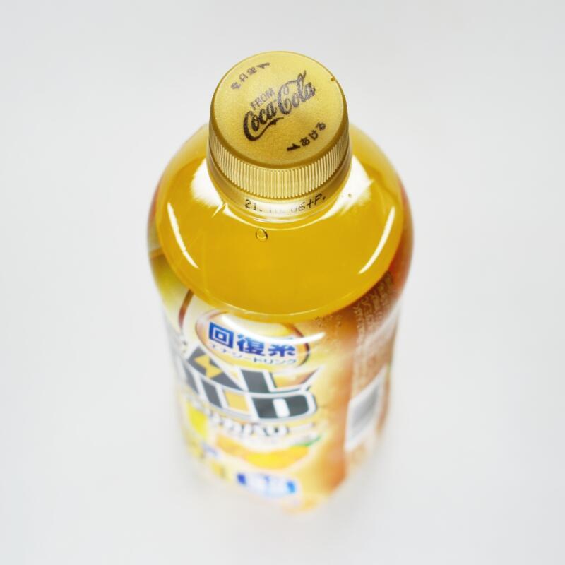 リアルゴールド ゴールドリカバリー,ペットボトルキャップ