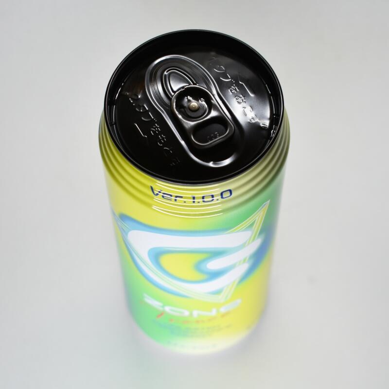 ZONe Trance,缶上部,プルタブ