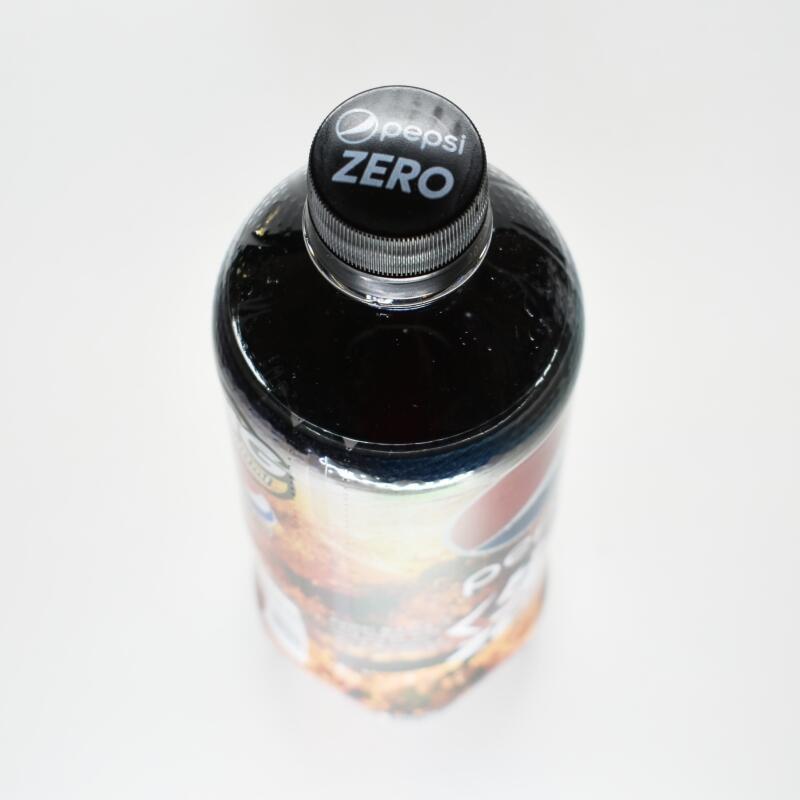 ペプシ生ゼロ,ペットボトルキャップ