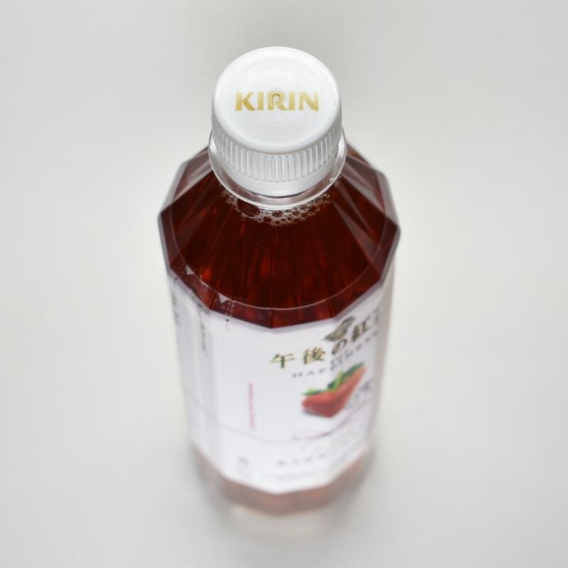 キリン 午後の紅茶,熊本応援いちご午後ティー,ペットボトルキャップ