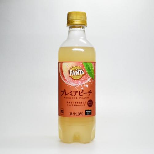 Japanese FANTA Premier Peach