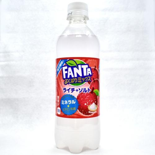 Japanese FANTA Lychee & Salt