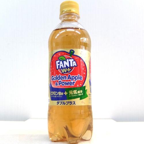 Japanese FANTA Golden Apple & Power
