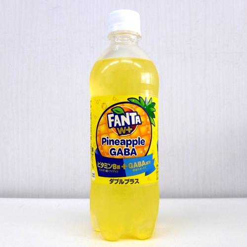 Japanese FANTA Pineapple GABA