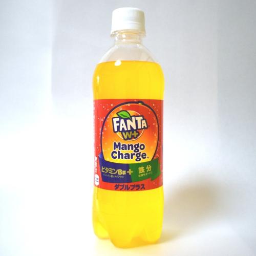 Japanese FANTA Mango Charge