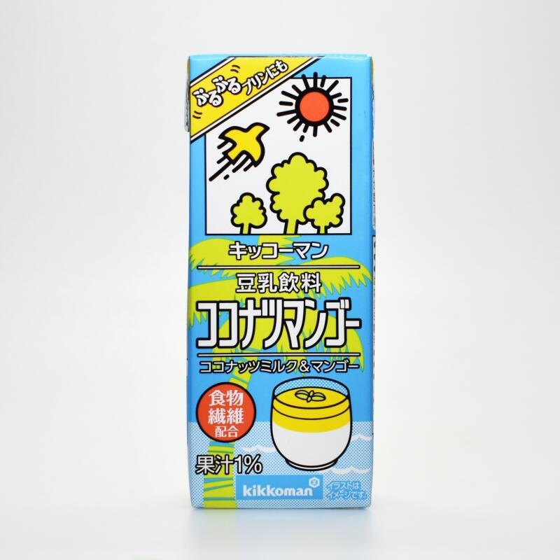 キッコーマン 豆乳飲料 ココナツマンゴー