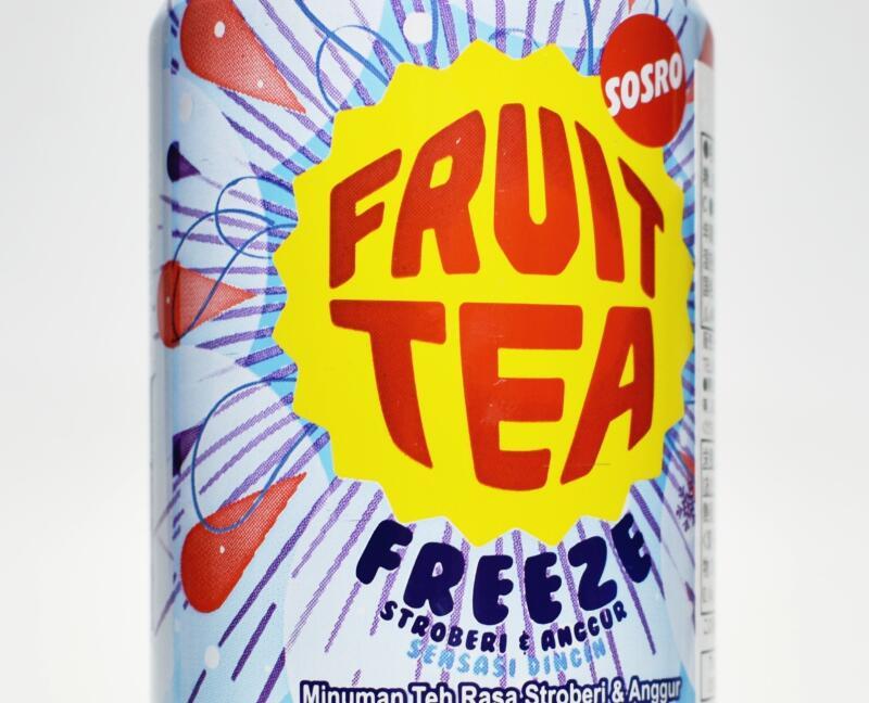 SOSRO FRUIT TEA FREEZE,ソスロ フルーツティー フリーズ