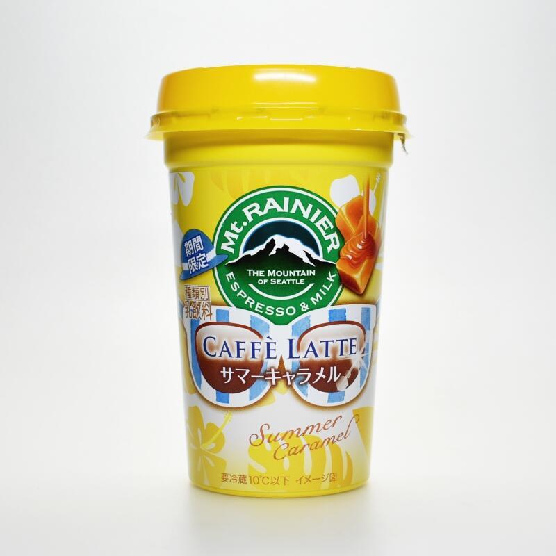 マウントレーニア カフェラッテ サマーキャラメル,Mt.RAINER CAFE LATTE Summer Caramel
