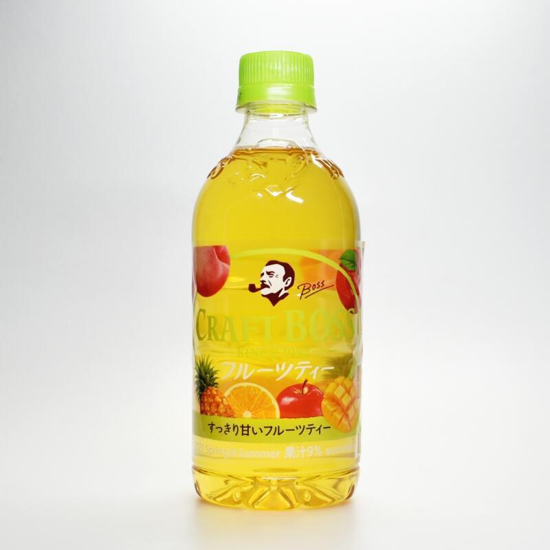 サントリー クラフトボス フルーツティー,CRAFT BOSS fruit tea