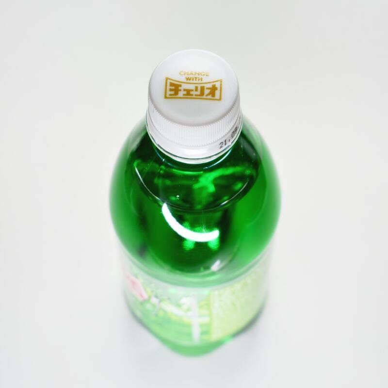 チェリオメロン,ペットボトルキャップ