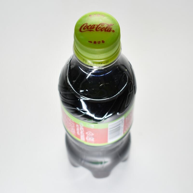 コカ・コーラ ライム,ペットボトルキャップ