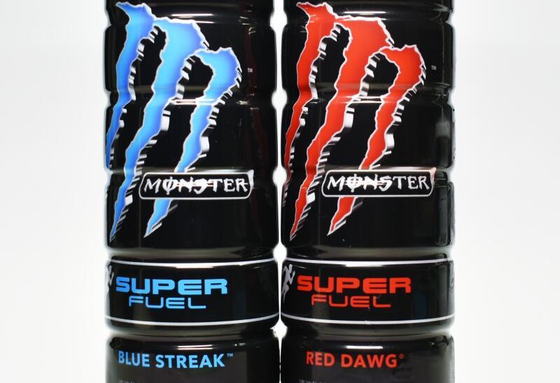 モンスター スーパーフュエル ブルーストリーク(MONSTER SUPER FUEL BLUE STREAK),モンスター スーパーフュエル レッドドッグ(MONSTER SUPER FUEL RED DAWG)