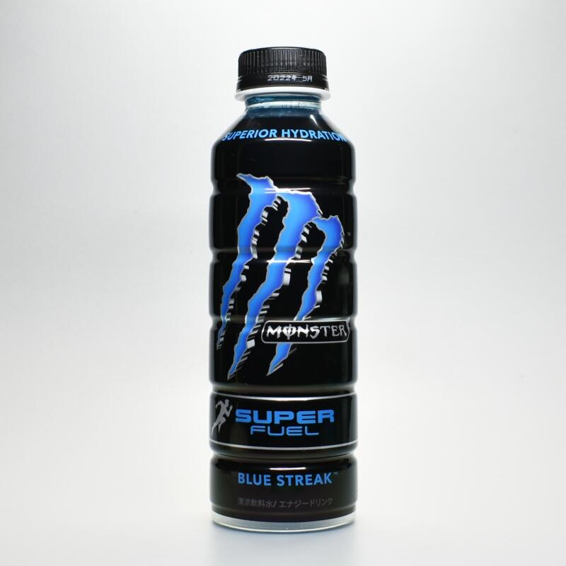 モンスター スーパーフュエル ブルーストリーク,MONSTER SUPER FUEL BLUE STREAK