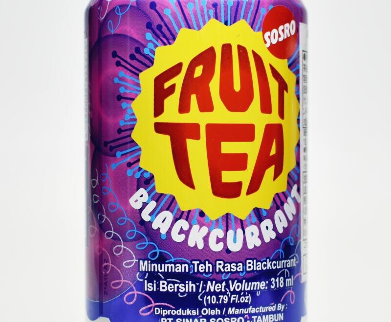 SOSRO FRUIT TEA BLACKCURRANT(ソスロフルーツティーブラックカント)