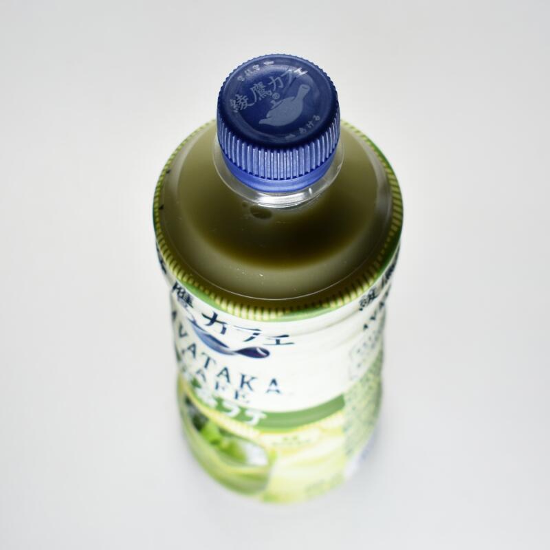 綾鷹カフェ抹茶ラテ,ペットボトルキャップ