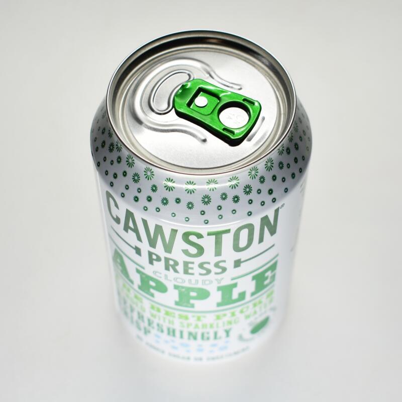 CAWSTON コーストン スパークリング クラウディアップル