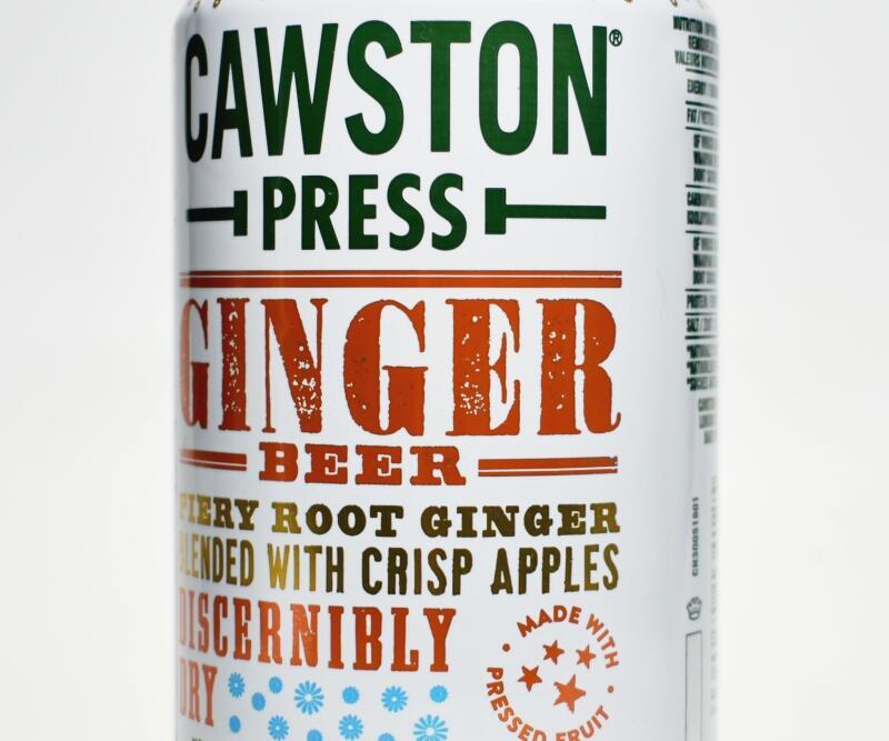 CAWSTON PRESS GINGER BEER,コーストンプレス ジンジャービアー