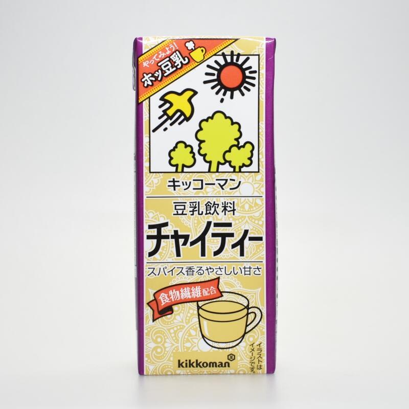 キッコーマン 豆乳飲料 チャイティー