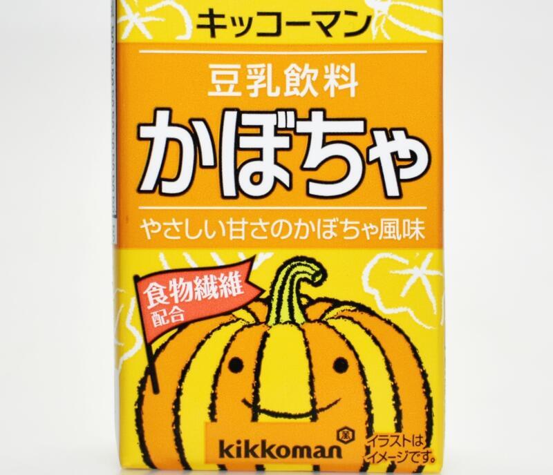 キッコーマン 豆乳飲料 かぼちゃ