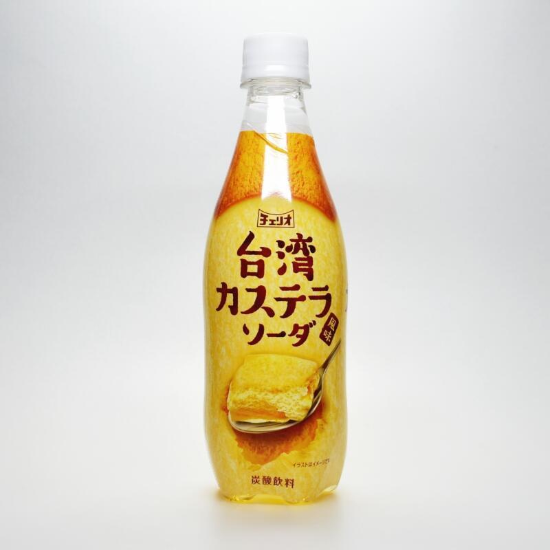 チェリオ 台湾カステラソーダ,CHEERIO Taiwan Castella Soda