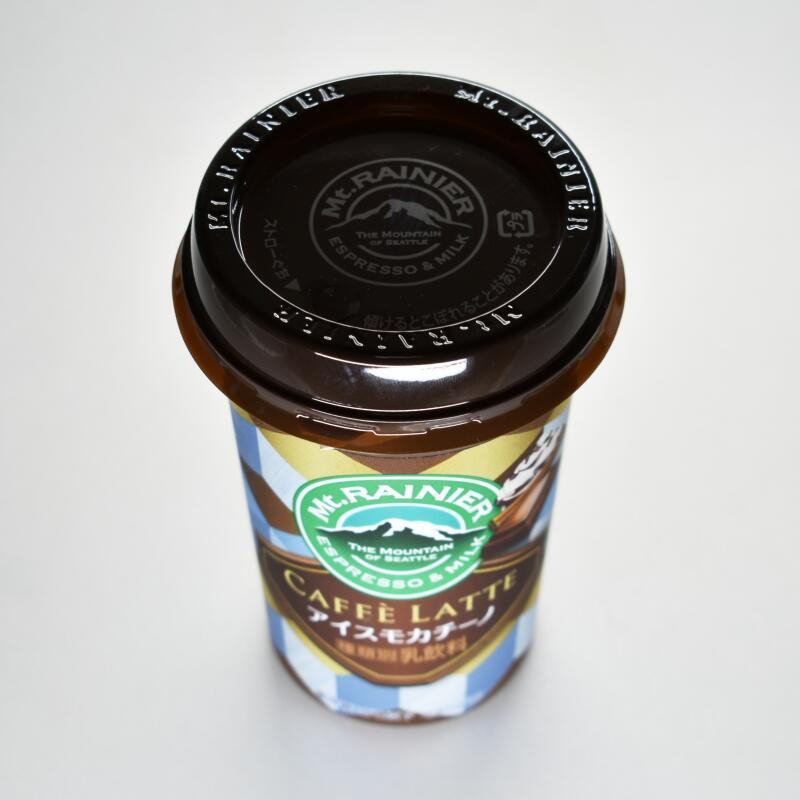 マウントレーニア カフェラッテ アイスモカチーノ