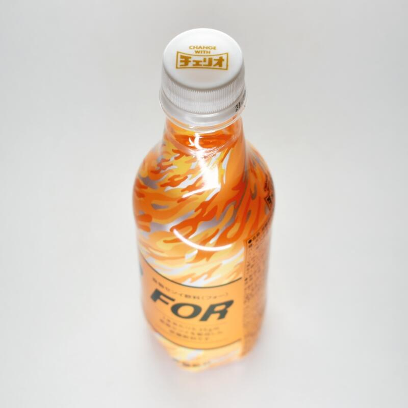 チェリオFOR,ペットボトルキャップ