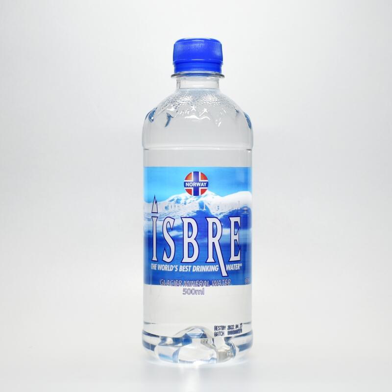 イースブレ グレイシャルウォーター,ISBRE GLACIER MINERAL WATER