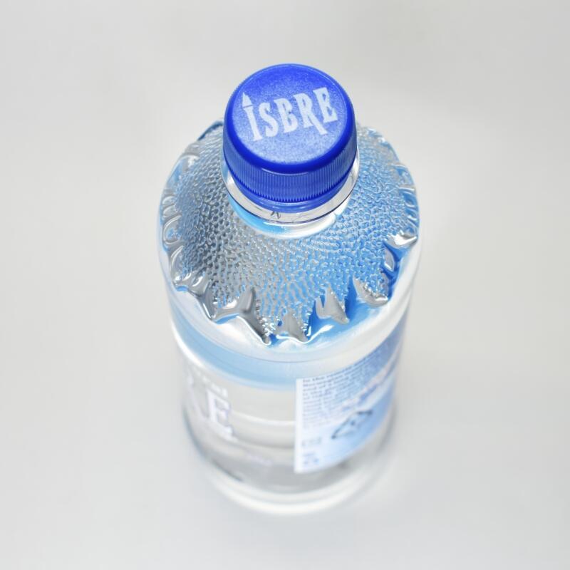 イースブレ グレイシャルウォーター,ペットボトルキャップ