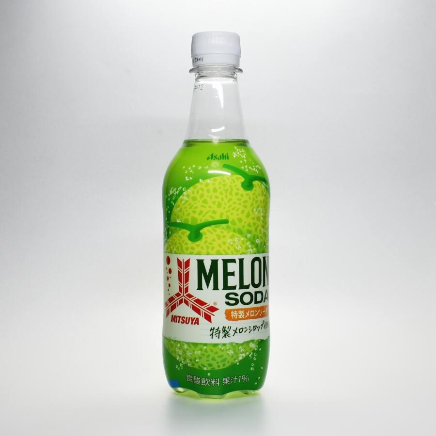 三ツ矢特製メロンソーダ,MITSUYA deluxe Melon Soda