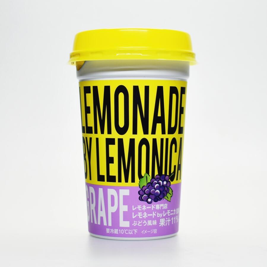 森永乳業ぶどうレモネード byレモニカ,LEMONADE by Lemonica GRAPE