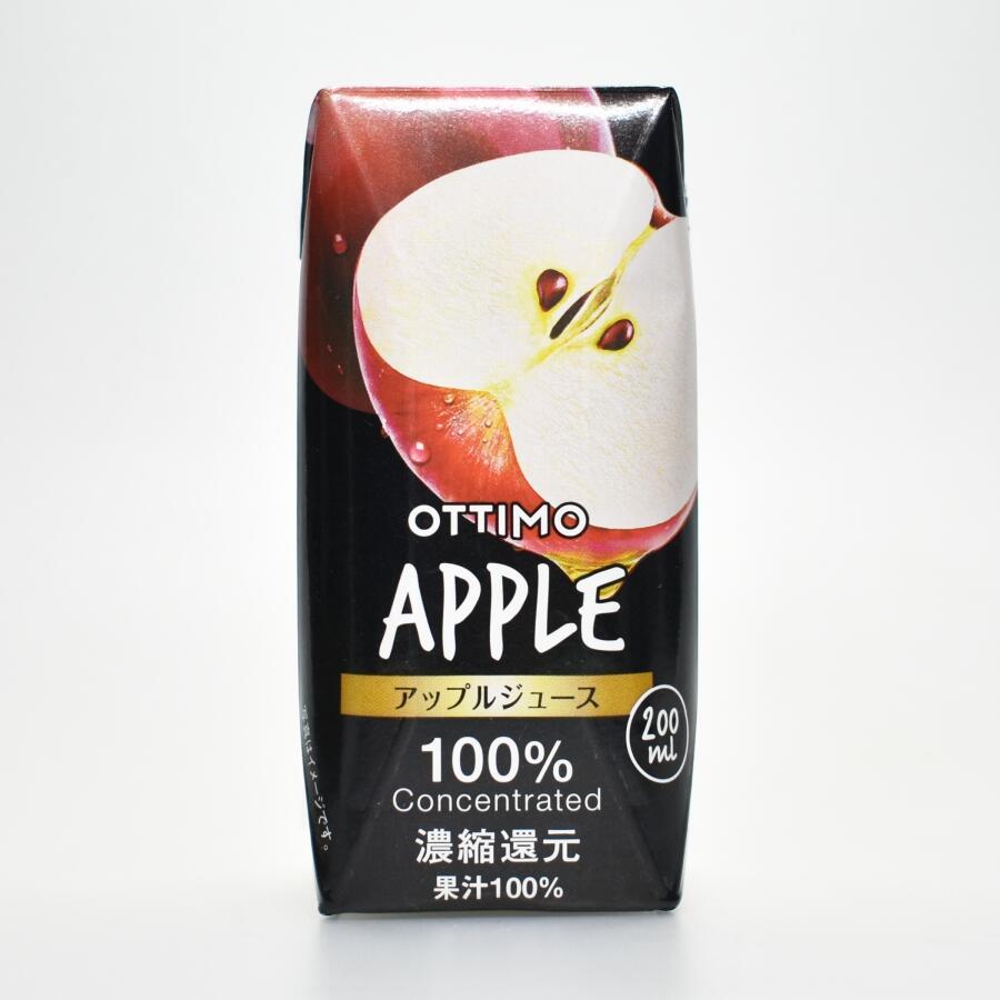 Chabaa Japan OTTIMO APPLE,オッティモアップルジュース