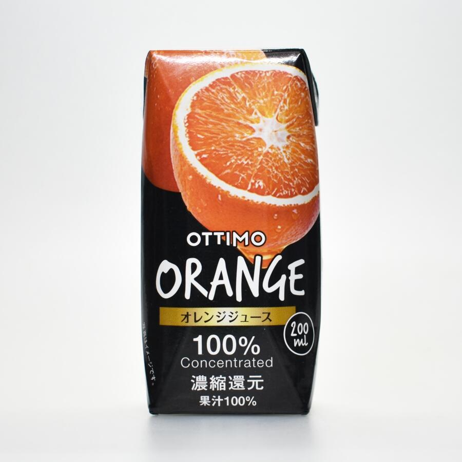 OTTIMO ORANGE オッティモオレンジジュース