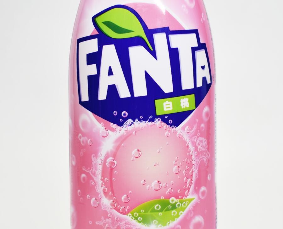 ファンタ白桃,FANTA white peach
