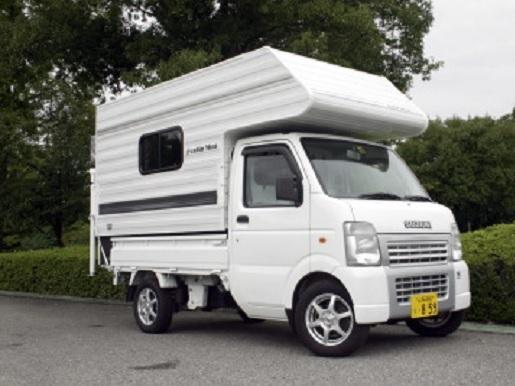 J-cabin Mini(ベース:ホンダ/アクティ)